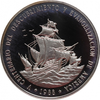 ГДР 10 марок 1978 г., UNC, '175 лет со дня рождения Юстуса фон Либиха'