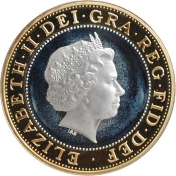 ГДР 20 марок 1967 г., UNC, '200 лет со дня рождения Вильгельма фон Гумбольдта'