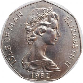 США 50 центов 1964 г., XF-UNC