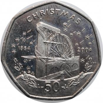 США 1 доллар 2002 г. D, UNC, 'Индейские племена - Осака' (тираж 1000 шт.)