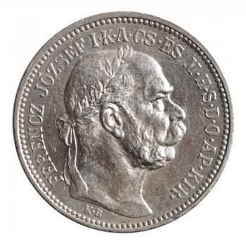 ГДР 5 марок 1983 г., UNC, 'Замковая церковь в Виттенберге'