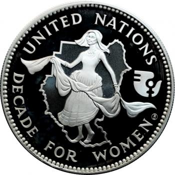 ГДР 5 марок 1980 г., UNC, '75 лет со дня смерти Адольфа фон Менцеля'