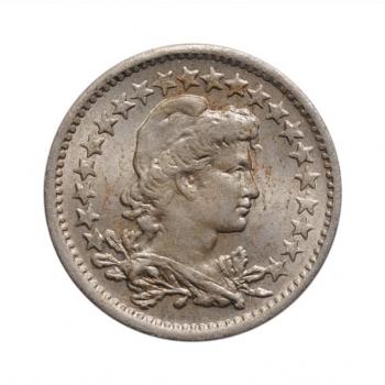 США 50 центов 1992 г., BU, '500 лет путешествию Колумба'