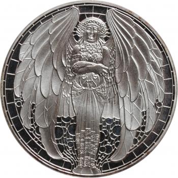 Дания 1 крона 1898 г., UNC, 'Король Кристиан IX (1873 - 1906)'