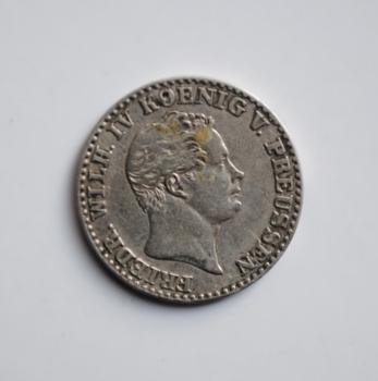 Пруссия 2,5 грош 1851 г. A, 'Фридрих Вильгельм IV (1840 - 1861)'