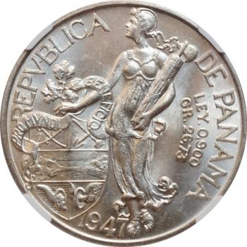 """Бельгийское Конго 2 франка 1947 г., BU, """"Колония Бельгии (1909 - 1949)"""""""