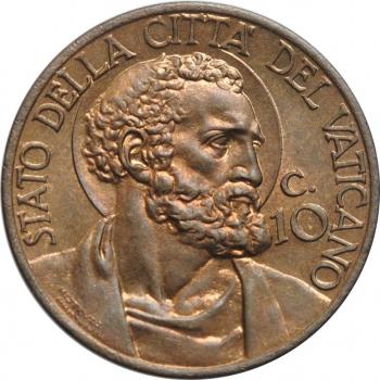 """Французские Афар и Исса 10 франков 1975 г., BU, """"Заморская территория Франции (1968 - 1975)''"""