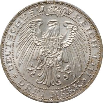 США 50 центов 1924 г., BU, '300 лет основания Новой Голландии'
