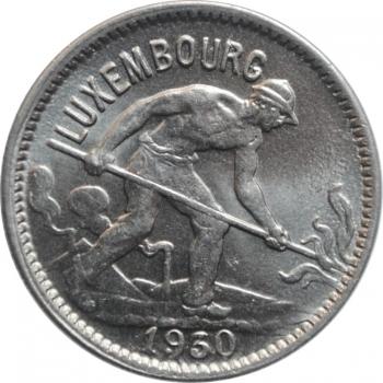 ФРГ 2 марки 1969 г. D, 'Конрад Аденауэр, 20 лет Федеративной Республике (1949-1969)'