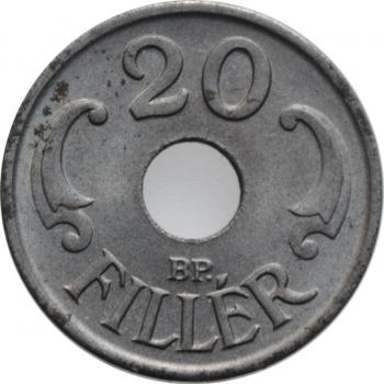 "Бутан 1 пайс 1951 г., AU, ""Король Джигме Вангчук (1926 - 1952)"""