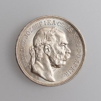 """Венгрия 2 кроны 1912 г., BU, """"Император Франц Иосиф I (1848 - 1916)"""""""