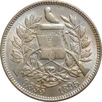 ФРГ 5 марок 1985 г., UNC, '150 лет железной дороге Германии'