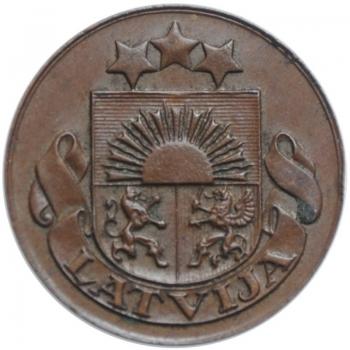 """Финляндия 1 пенни 1916 г., UNC, """"Император Николай II (1895 - 1917)"""""""