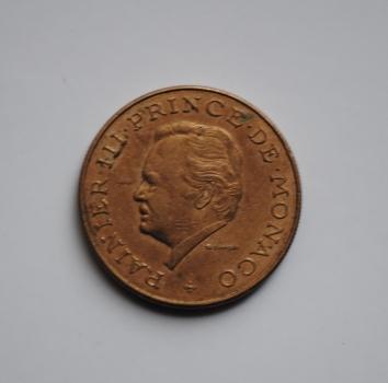 Монако 10 франков 1981 г., 'Новый франк (1960 - 2001)'