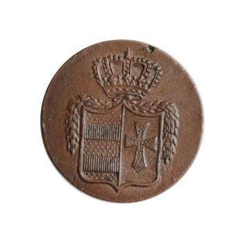 """Ольденбург 1/2 гротена 1816 г., AU, """"Герцог Вильгельм (1785 - 1823)"""""""