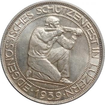"""Веймар 5 рейхсмарок 1925 г. A, XF, """"Тысячелетие Рейнской области (Рейнланда)"""""""