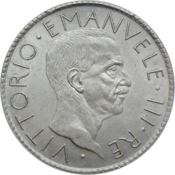 "Италия 20 лир 1928, UNC, ""Король Виктор Эммануил III (1900 - 1946)"""