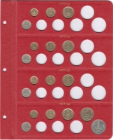 Альбом для монет СССР регулярного чекана 1961-1991