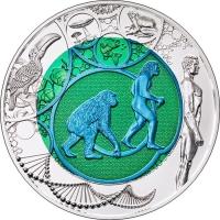 Австрия 25 евро 2014 г., BU, 'Эволюция'