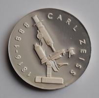 ГДР 20 марок 1988 г., PROOF, '100 лет со дня смерти Карла Фридриха Цейса'