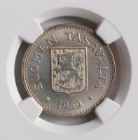 Ватикан 500 лир 1960 г., NGC MS63, 'Папа Иоанн XXIII (1959 - 1962)'