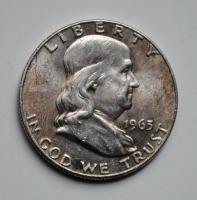 США 50 центов 1963 г. D