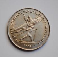 Андорра 2 динера 1987 г., 'XXV летние Олимпийские Игры и XVI зимние Олимпийские игры'