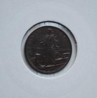 Италия 1 чентезимо 1913 г., UNC, РЕДКОЕ СОСТОЯНИЕ