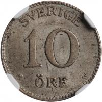 Венгрия 20 форинтов 1956 г., BU, '10 лет Форинту'