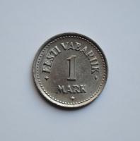 Эстония 1 крона 1922 г., UNC, '1ая Республика (Марка) (1922-1927)'