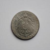 Германия 5 центов 1909 г., XF, 'Германская колония Цзяо-Чжоу (1898 - 1914)'