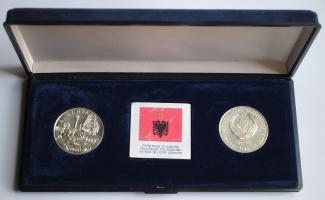 "Албания 10 леков 1991 г., BU, ""Летняя Олимпиада 1992 года в Барселоне"""