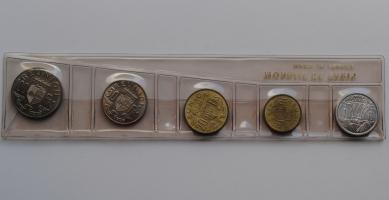 Реюньон набор 1964 г., BU, 'Заморский департамент Франции (1945 - 1973)'