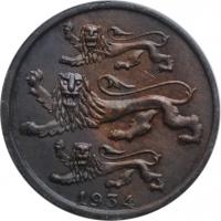 Австрия 2 шиллинга 1934 г., 'Энгельберт Дольфус'