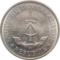 ГДР 10 марок 1969 г., UNC, '250 лет со дня смерти Иоганна Фридриха Бёттгера'
