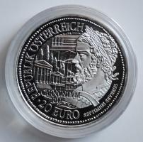 Австрия 20 евро 2011 г., PROOF, 'Рим на Дунае - Карнунт'