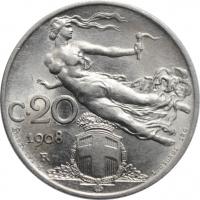 """Колумбия 5 сентаво 1922 г., XF, """"Республика Колумбия (1911 - 1989)"""""""