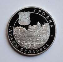 Беларусь 1 рубль 2005 г., PROOF, 'Гродно'