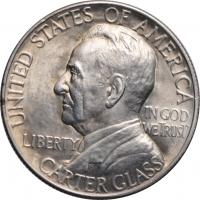"""США 50 центов 1936 г., UNC, """"150 лет городу Линчберг"""""""