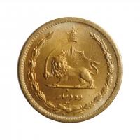 "Иран 10 динаров 1942 г., BU, ""Шах Реза Пехлеви (1931 - 1942)"""