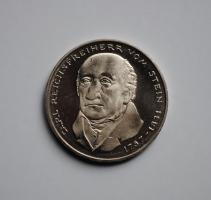 ФРГ 5 марок 1981 г., UNC, '150 лет со дня смерти Карла фом Штейна'