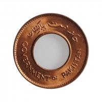 """Бельгийское Конго 2 франка 1943 г., AU, """"Колония Бельгии (1909 - 1949)"""""""