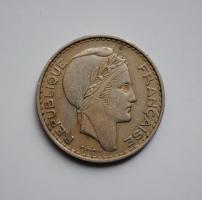 Алжир 100 франков 1952 г., 'Французская колония (1949 - 1956)'
