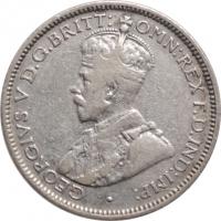 """Итальянское Сомали 1 рупия 1914 г., AU, """"Виктор Эммануил III (1909 - 1924)"""""""