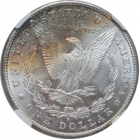"""Филиппины 1 песо 1909 г., UNC, """"Администрация США (1903 - 1945)"""""""