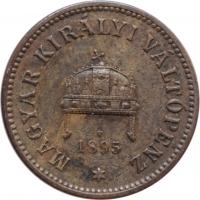 """Франция 10 сантимов 1900 г., UNC, """"Третья Республика (1870 - 1941)"""""""