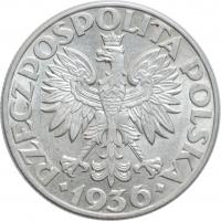 """Британская Западная Африка 1/2 пенни 1936 г., BU, """"Король Эдуард VIII (01-12.1936)"""""""